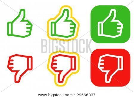 450x330 Thumbs Down Images, Illustrations, Vectors