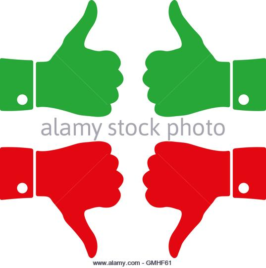 537x540 Thumbs Up Thumbs Down Icons Stock Photos Amp Thumbs Up Thumbs Down