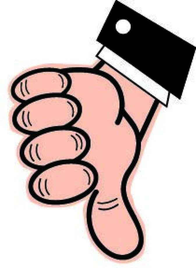 673x920 Thumbs Up, Thumbs Down
