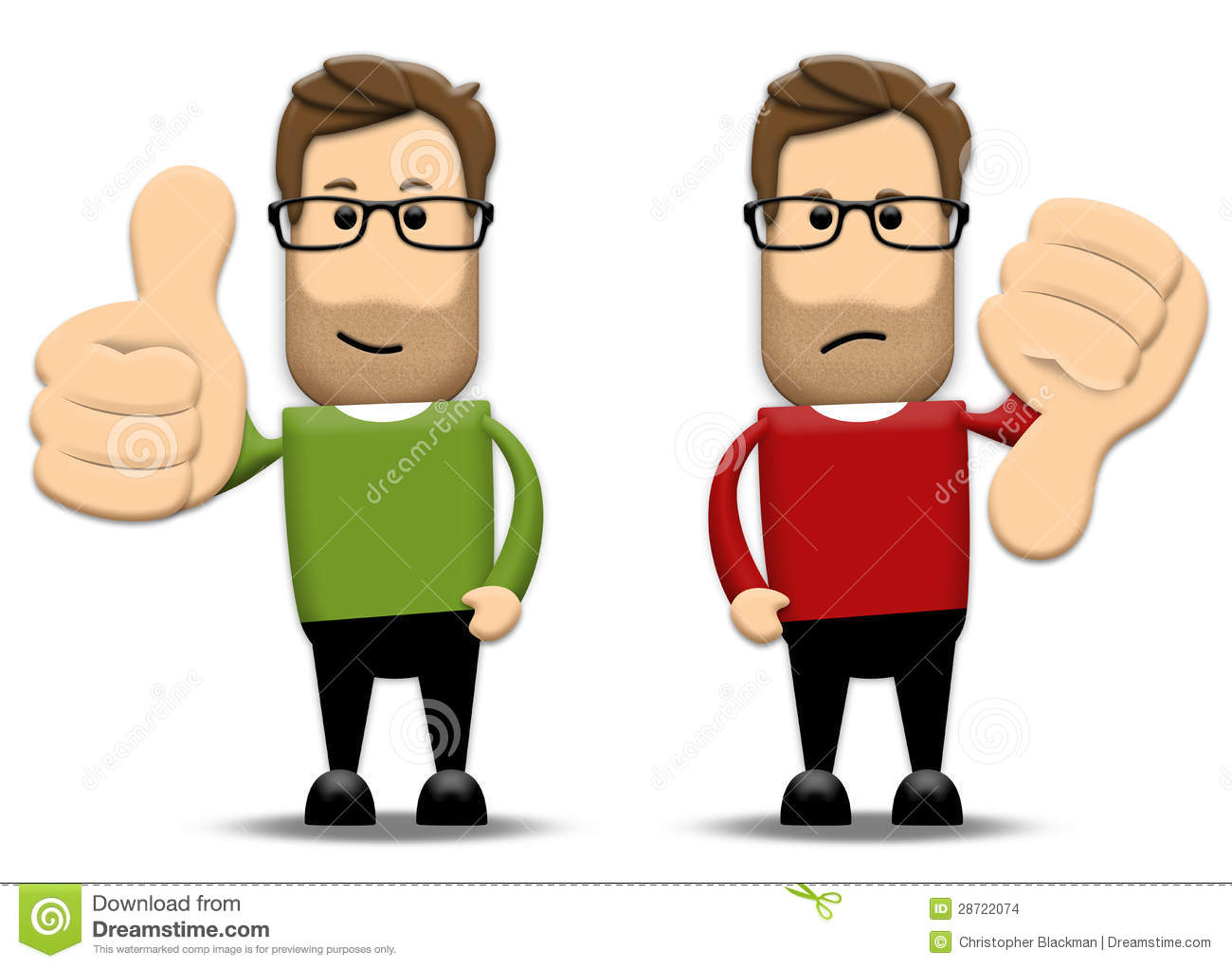 1300x1021 Clipart Thumbs Up And Down