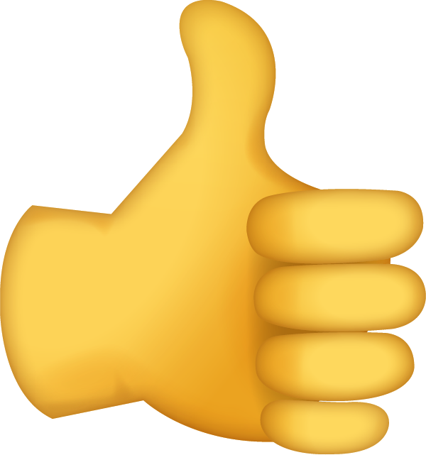 Thumbs Up Transparent - ClipArt Best |Thumbs Up Png Transparent