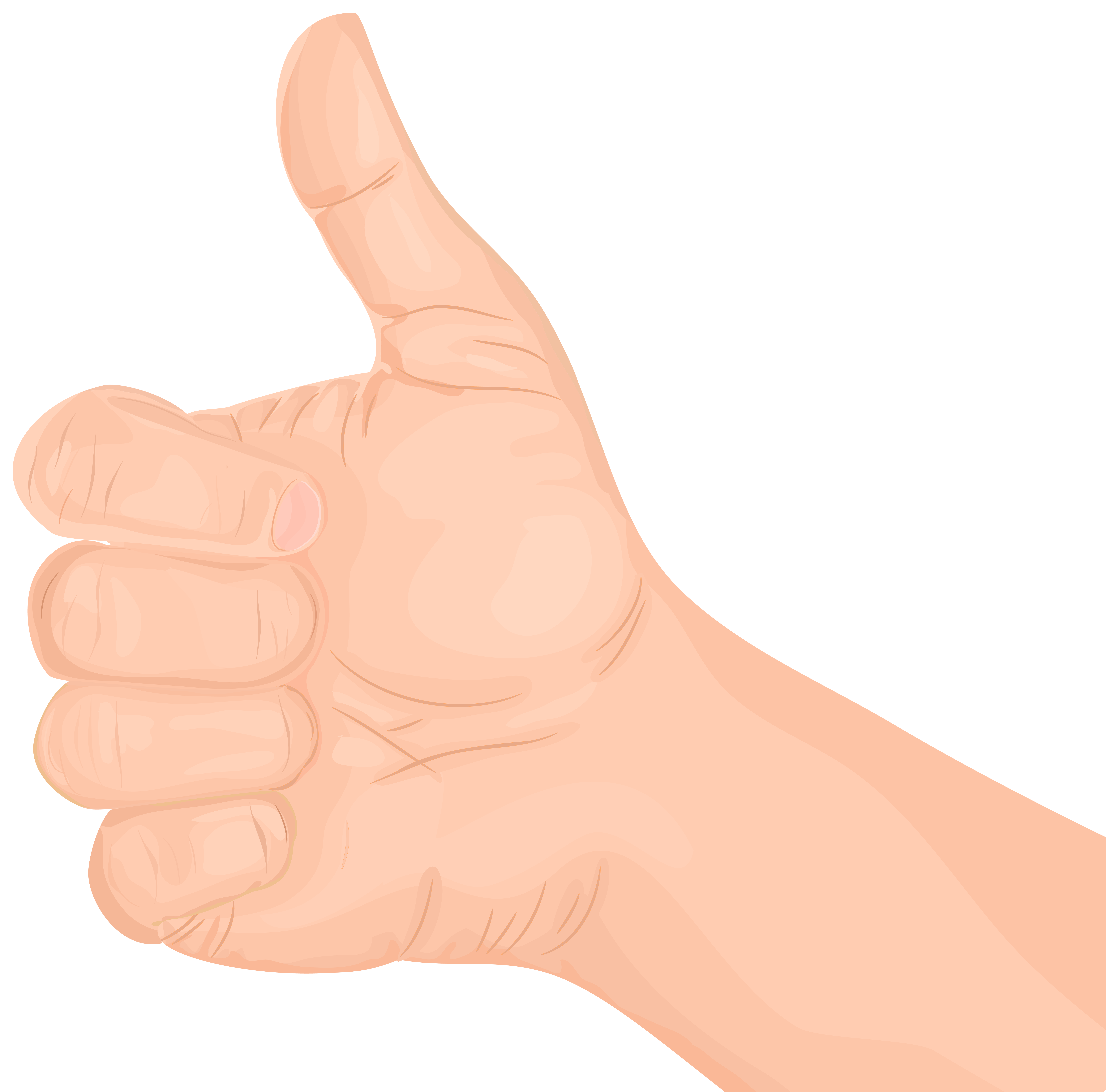 8000x7897 Thumbs Up Hand Gesture Transparent Png Clip Artu200b Gallery