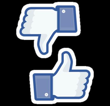 375x360 Facebook Transparent Clipart
