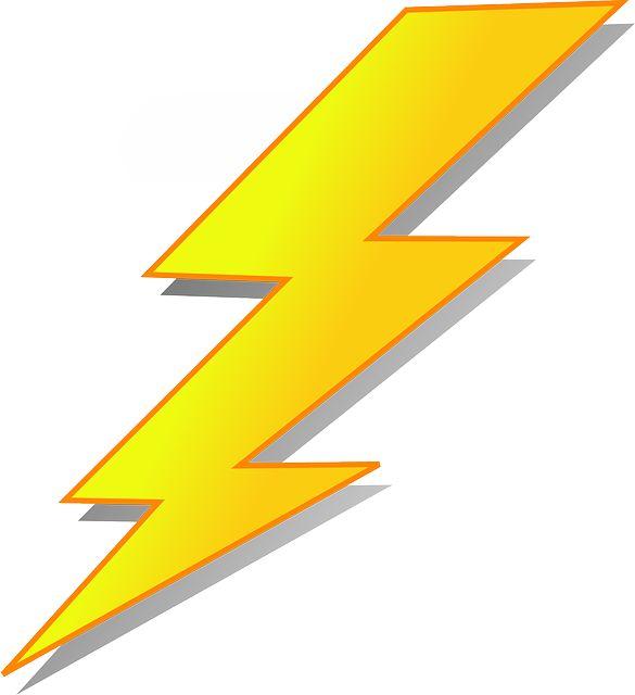 Thunder Clipart