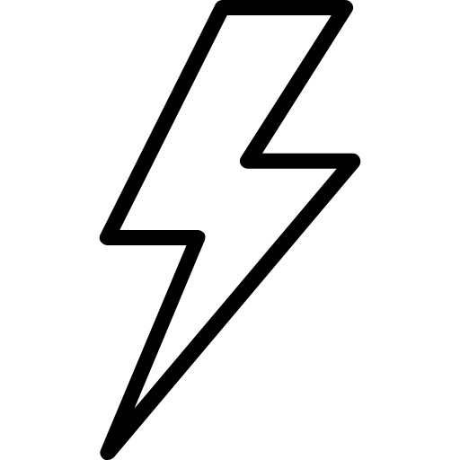512x512 Electricity Clipart Thunder