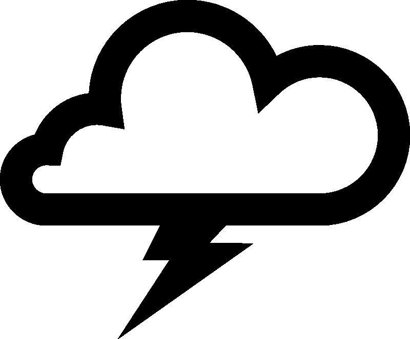800x663 Dark Clipart Thunderstorm Cloud
