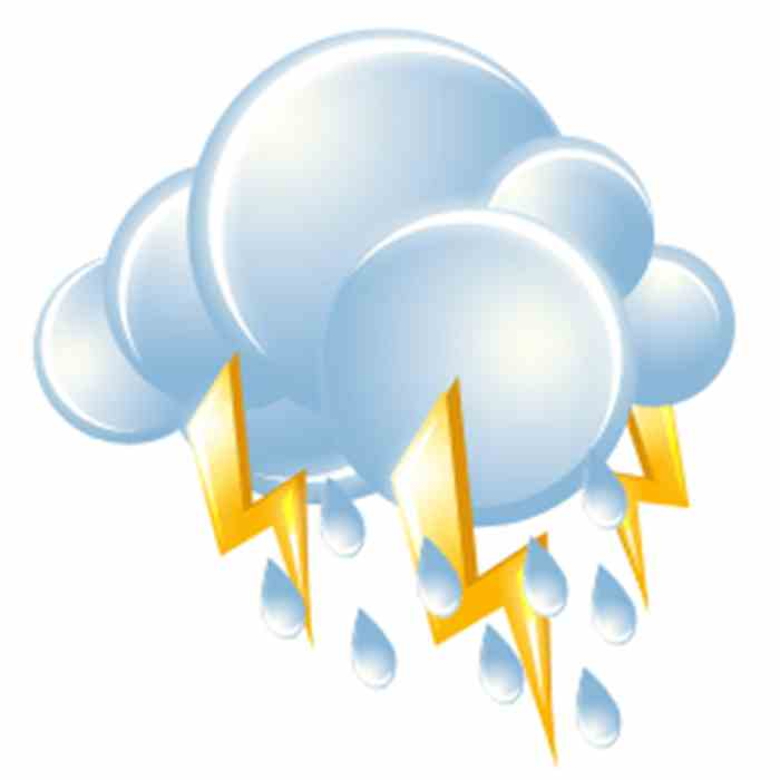 700x700 Lebanon Democrat Afternoon Forecast Showers, Thunderstorms Expected