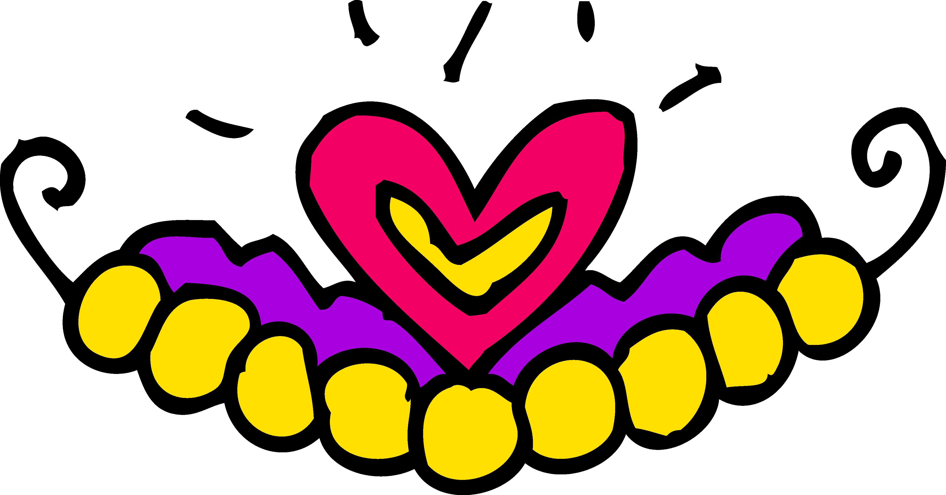 Tiara Crown Clipart