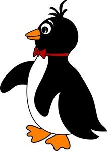 212x300 Cool Penguin Clipart 1879282