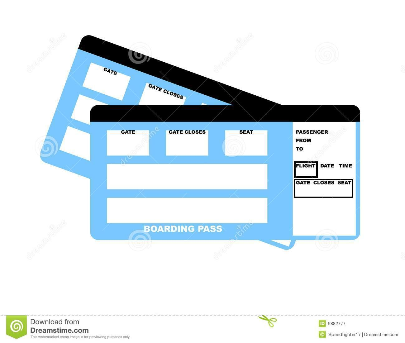 1300x1101 Airplane Ticket Clip Art