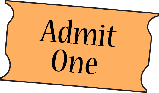 527x310 Movie Ticket Clipart Free Clipart Images 2