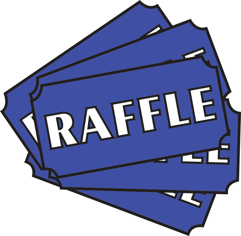 800x785 Raffle Ticket Clip Art