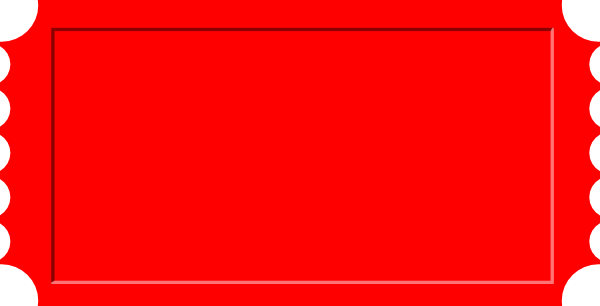 600x306 Red Ticket Clip Art