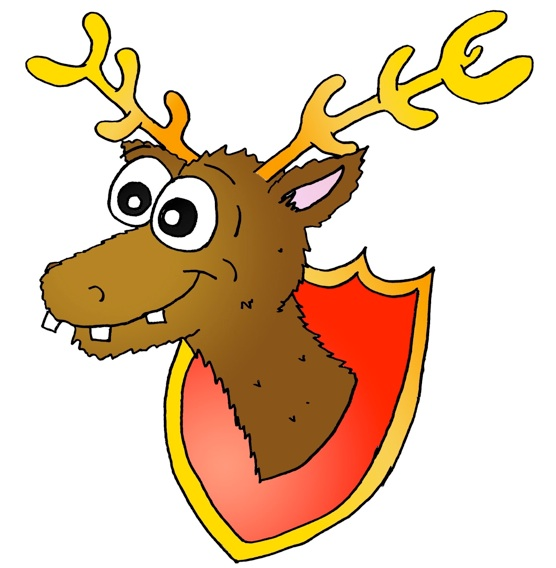 556x568 Stag Tickets Clip Art Cliparts