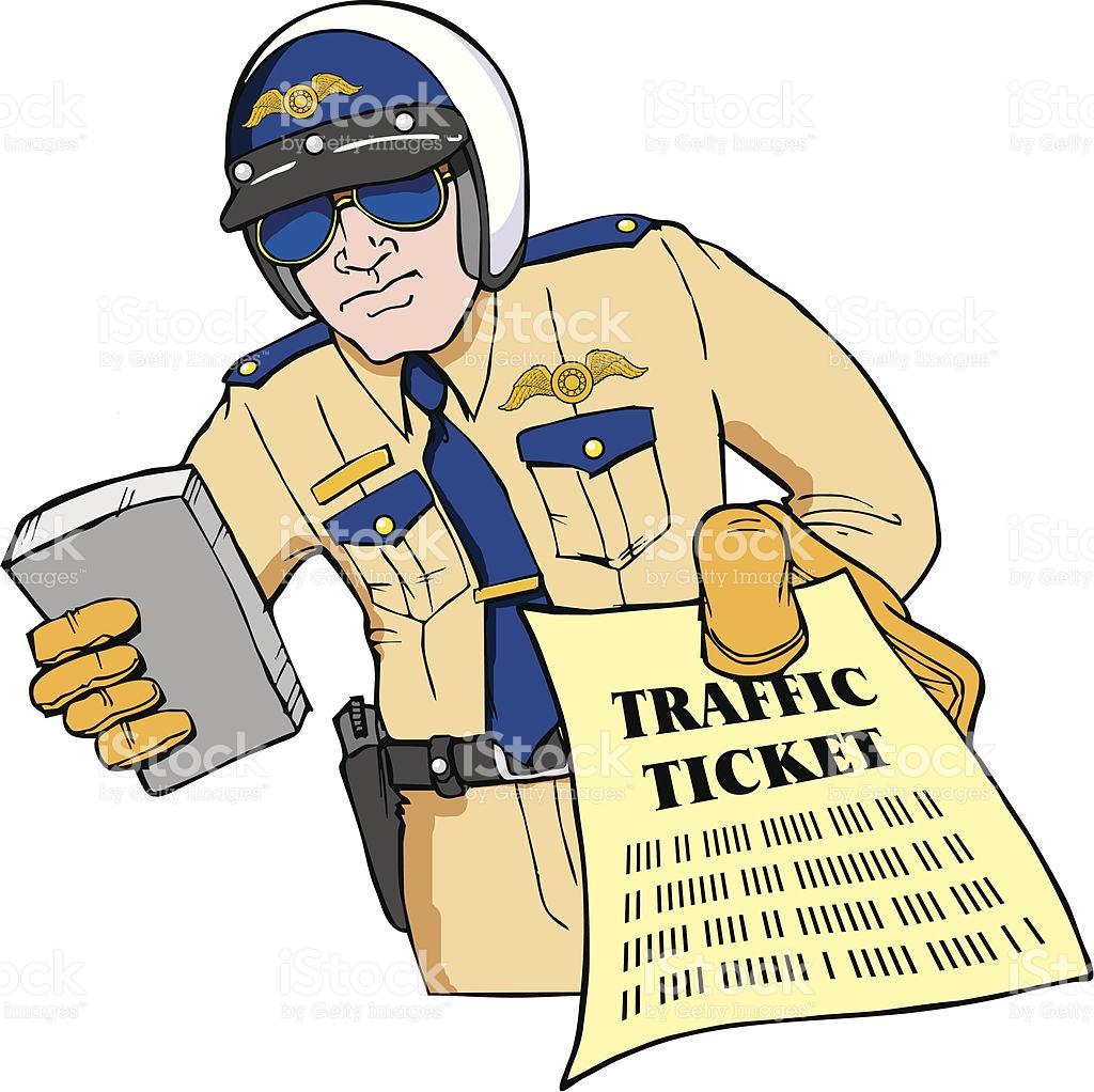 1024x1022 Traffic Clipart Traffic Ticket