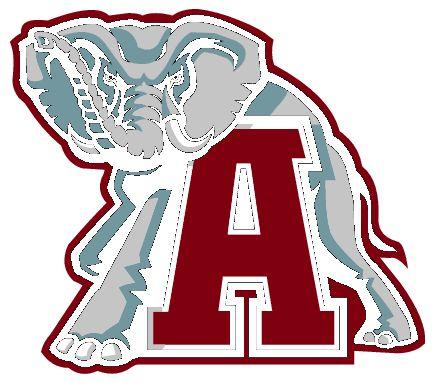 435x383 Alabama Crimson Tide Logo