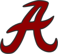 189x175 Alabama Football Clipart For Your Project Clipartmonk