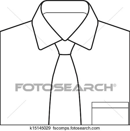 tie clipart black and white free download best tie