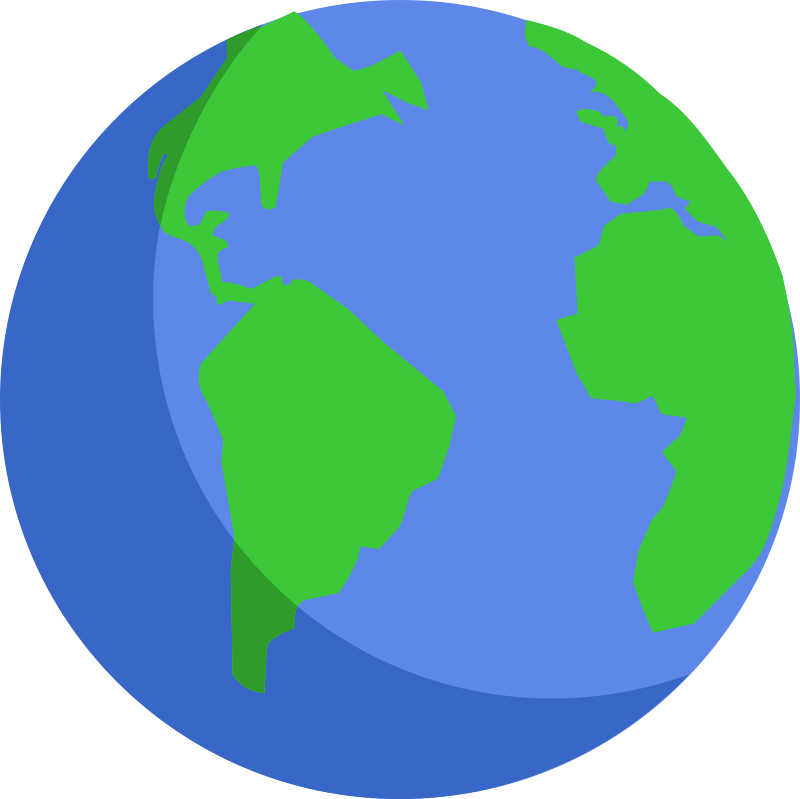 800x799 Planet Earth Clipart Simple
