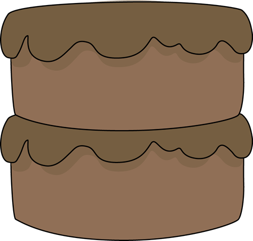 500x476 Chocolate Cake Clip Art