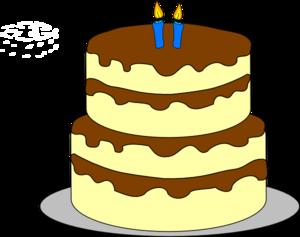 300x237 Chocolate Cake Clipart Tier Cake