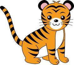 236x208 Tiger Clip Art Clipart Panda