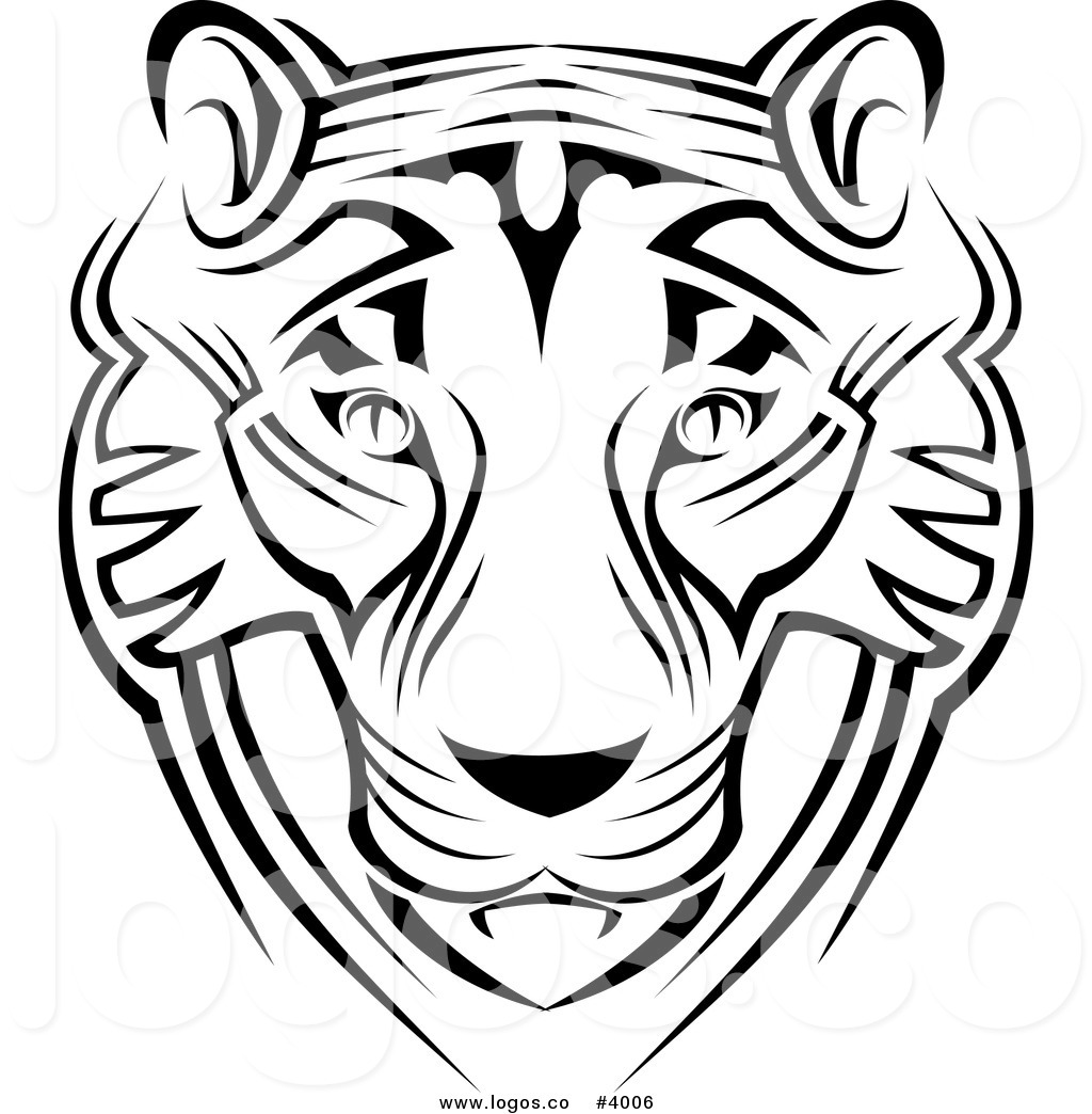 1024x1044 White Tiger clipart tiger logo