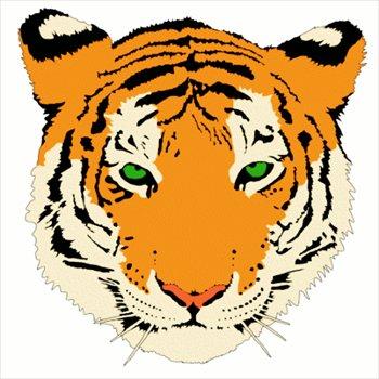 350x350 Top 91 Tiger Clip Art