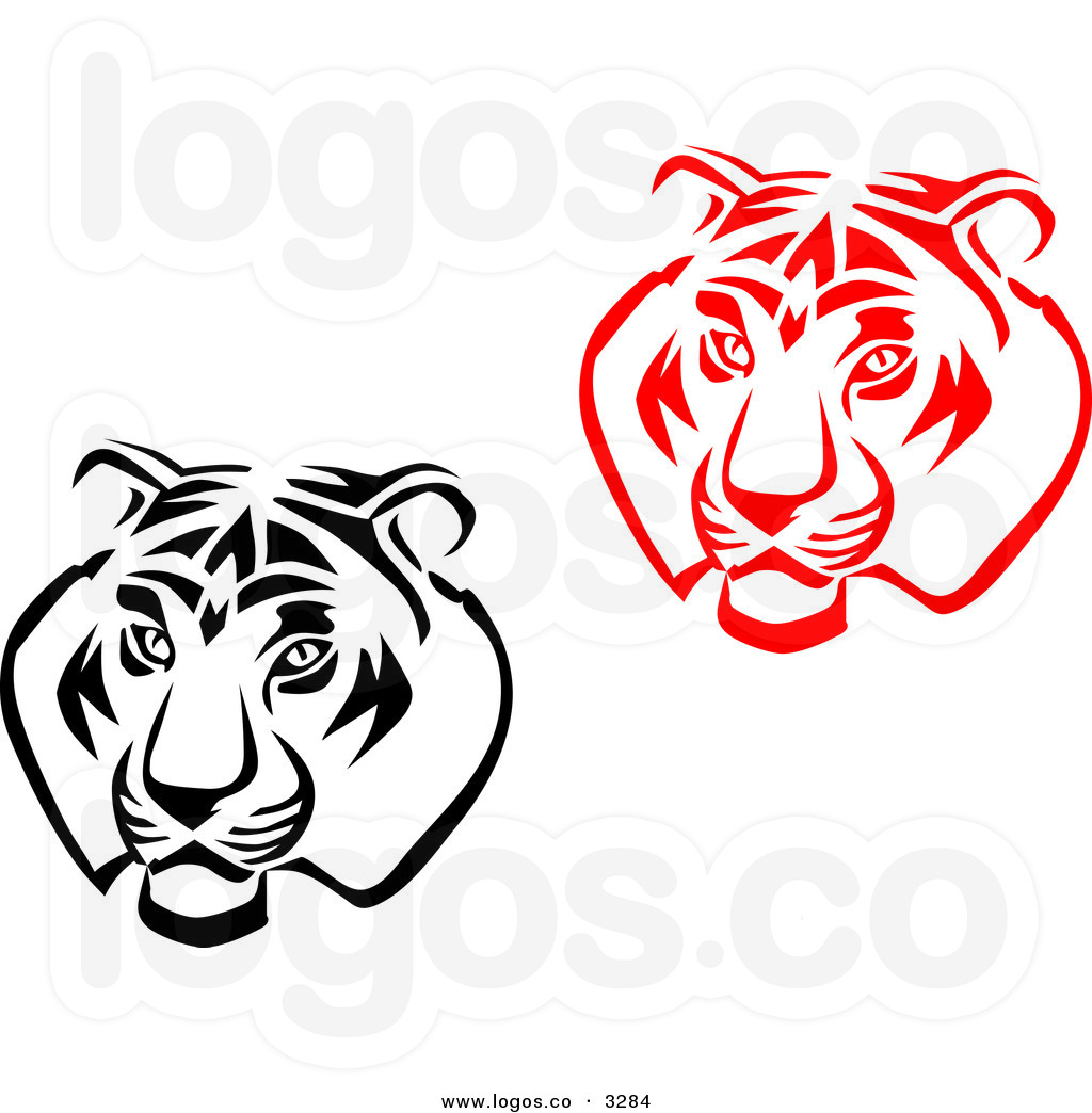 1024x1044 Tiger Head Clip Art Clipart Panda