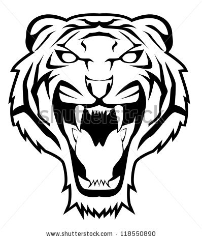398x470 Tiger Drawing Clipart Amp Tiger Drawing Clip Art Images