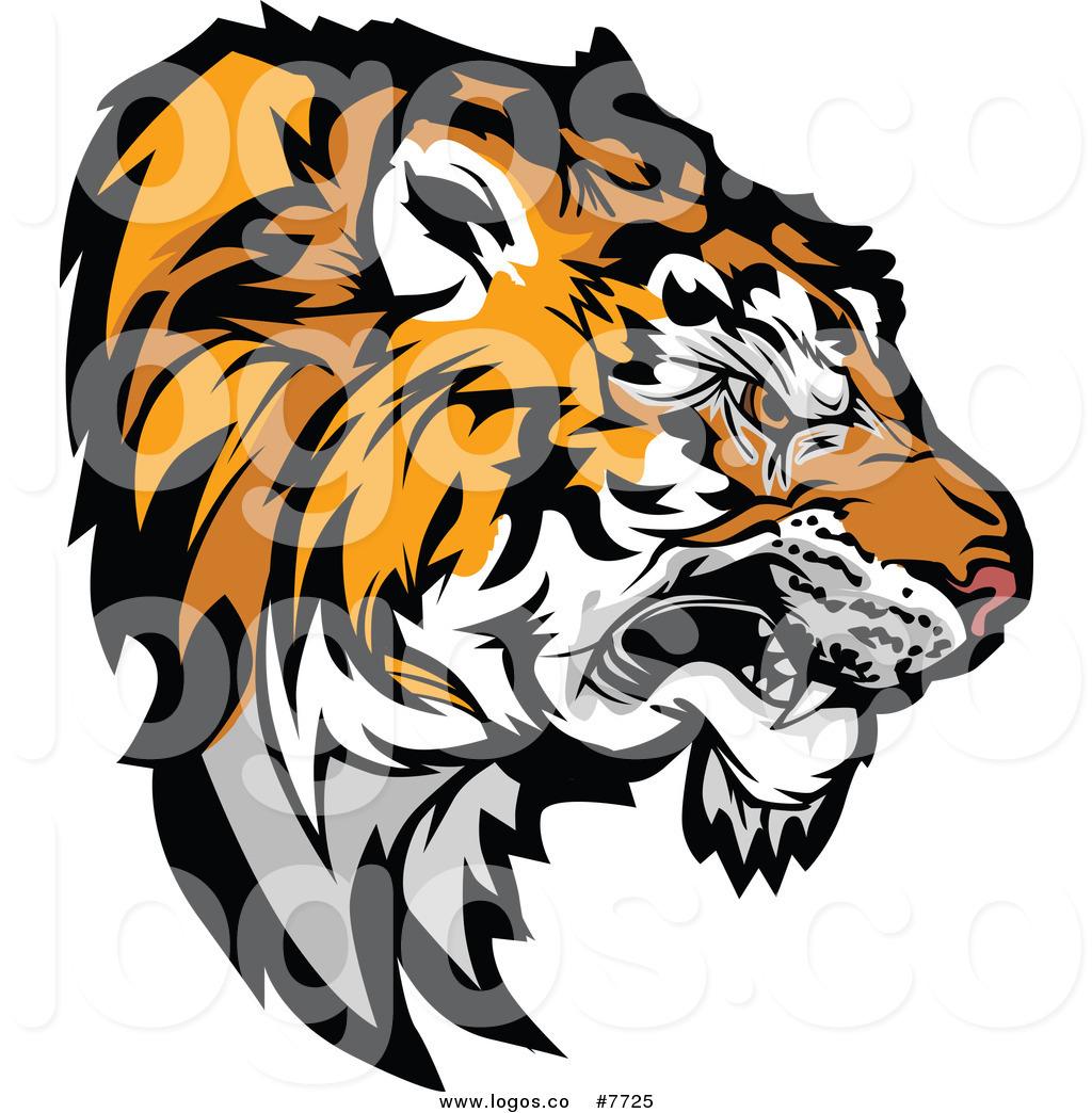 1024x1044 Royalty Free Tiger Mascot Stock Logo Designs