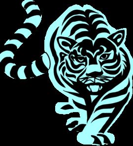 270x297 Tiger Clip Art