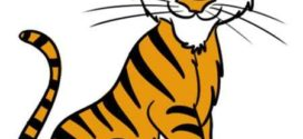 272x125 free to use amp public domain tiger clip art on Tigre Clipart