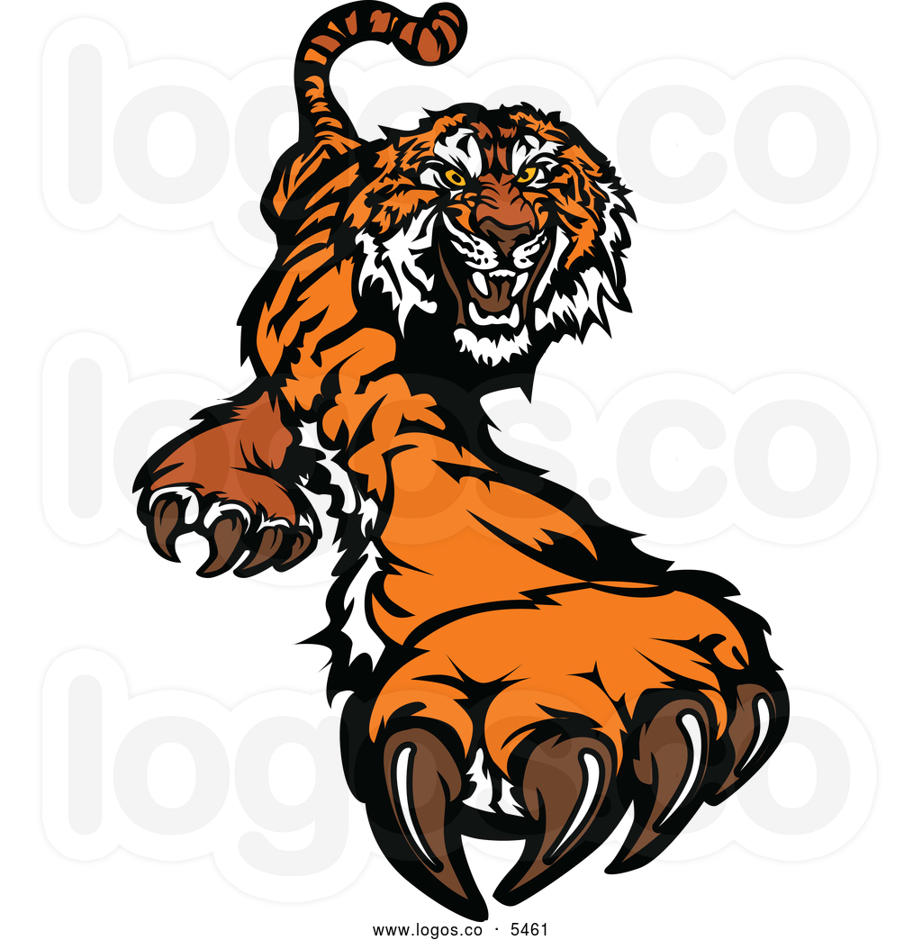 1024x1044 Paw clipart fierce tiger