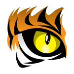 150x150 Tiiger Clipart Tiger Eyes
