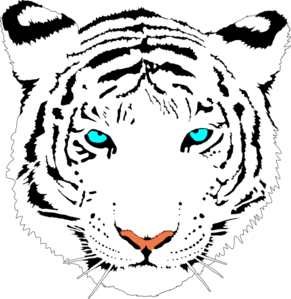 291x299 Free Tiger Clip Art To Change Your Stripes