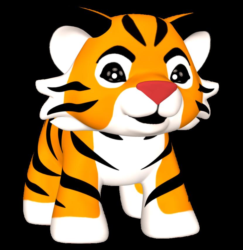 830x855 Top 91 Tiger Clip Art