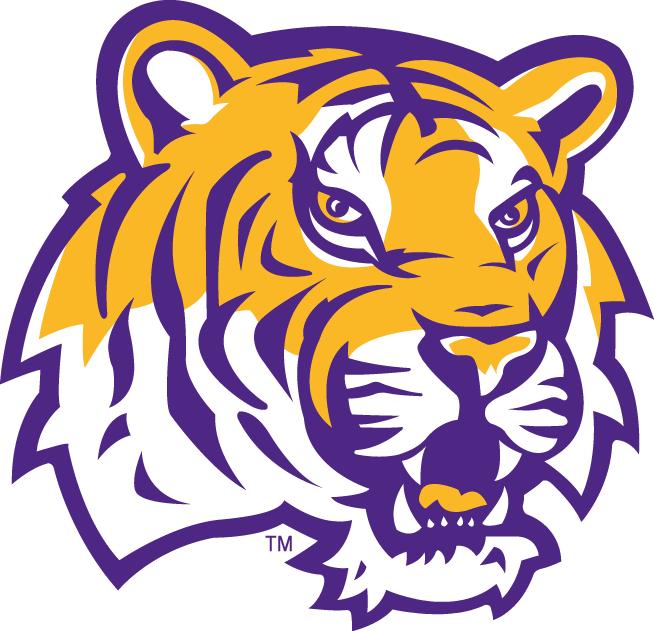 654x631 Lsu Tiger Logo Clip Art (47+)