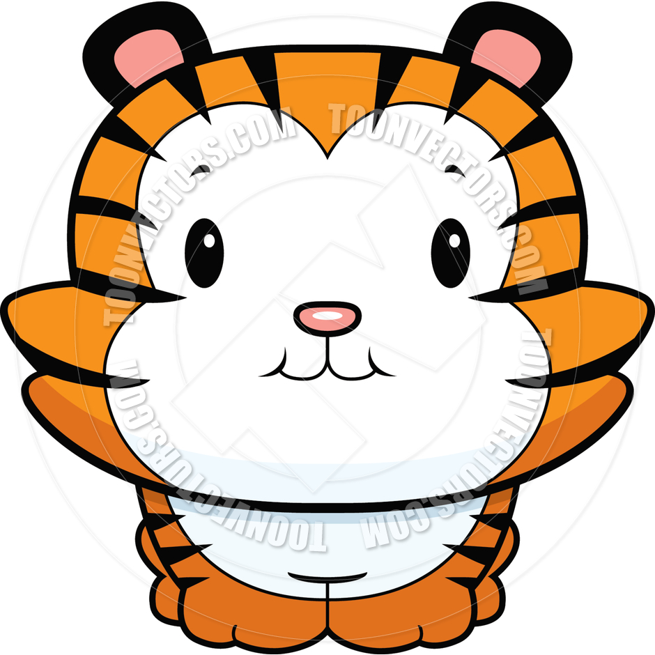 940x940 Baby Tiger Clipart