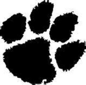 300x298 Bearcat Paw Clip Art