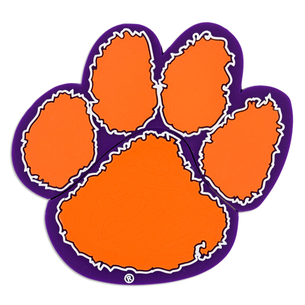 1050x1050 Tiger Paw Clipart Clipartmonk