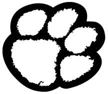 216x189 Paw Clipart Black Tiger