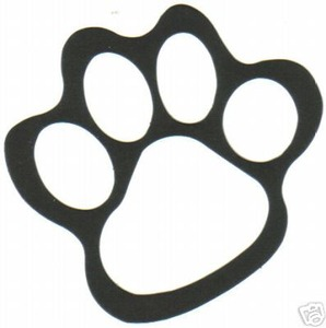 298x300 Tiger Paw Print Clip Art Many Interesting Cliparts