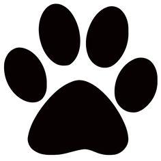 236x236 tiger paw prints walking drawing cougar paw prints cougar paw