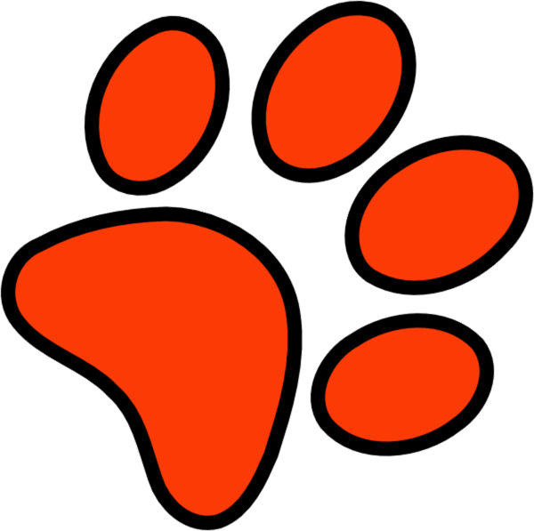 on Tiger download | Clipart Free Print ClipArtMag Paw