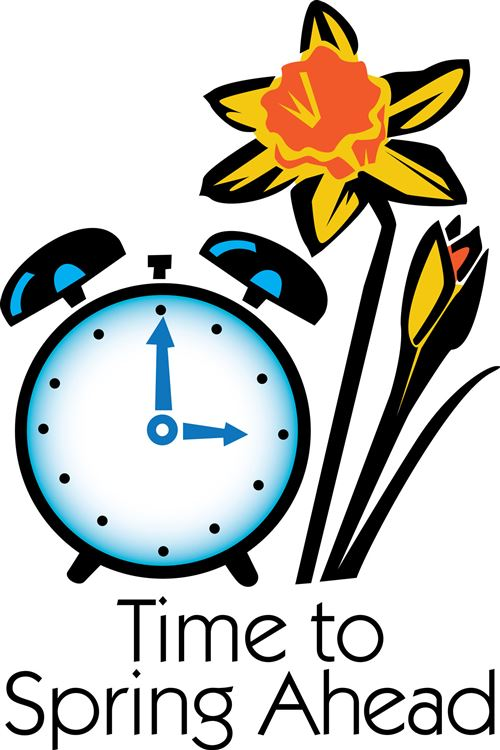 500x750 Time Changes Clipart