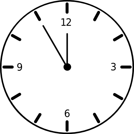 451x451 Time And Clocks Clip Art
