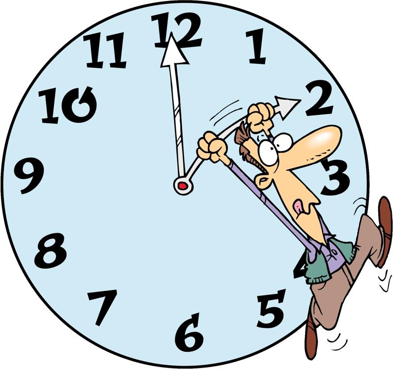 800x752 Clip Art Time