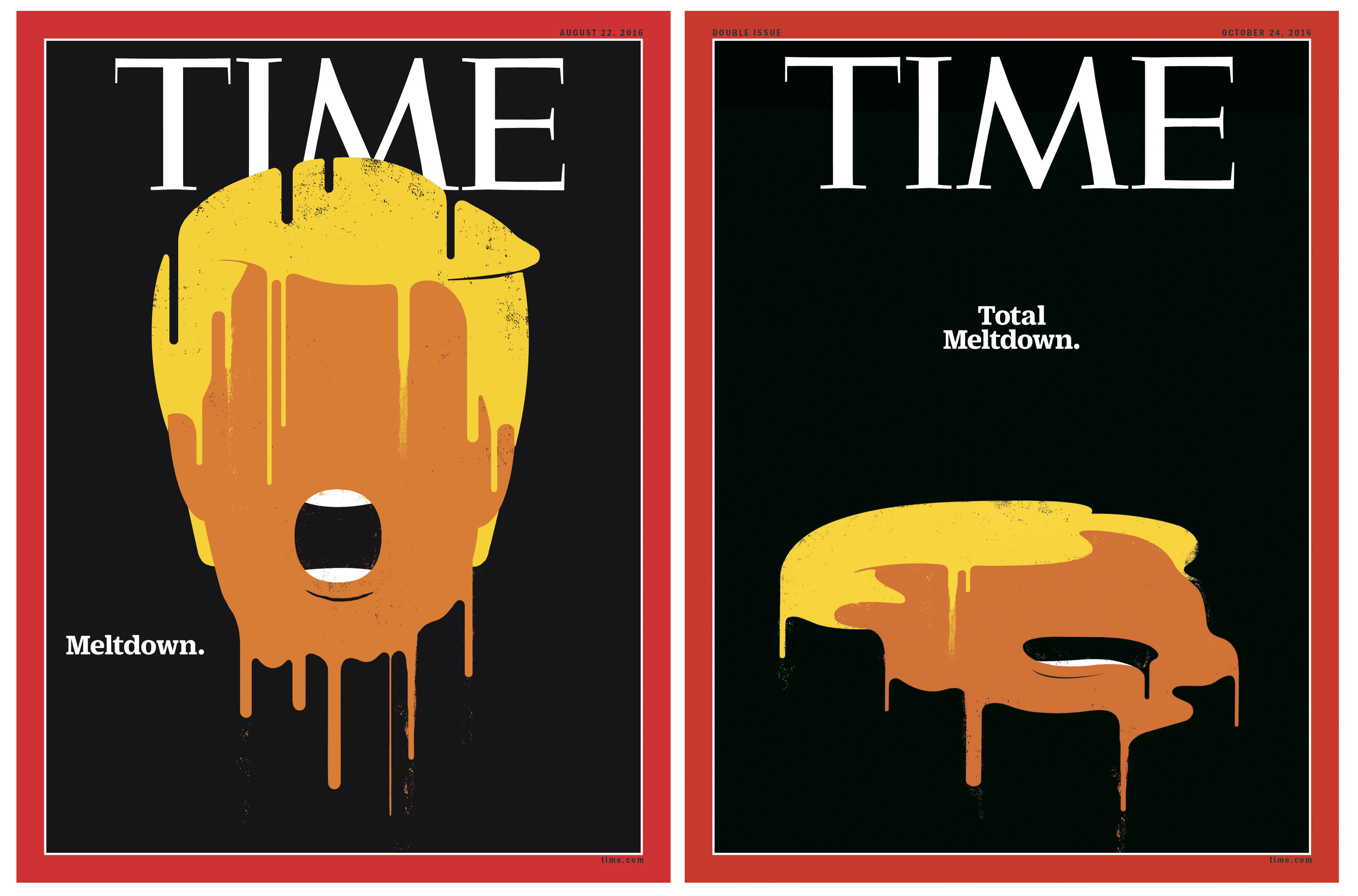 5000x3300 Donald Trump Time Magazine Covers See Them All