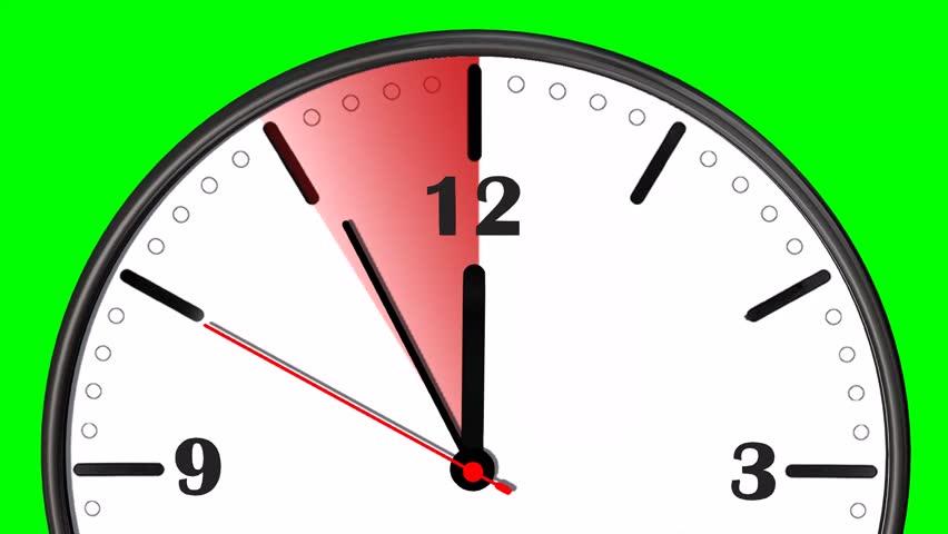 Timeclock Clipart